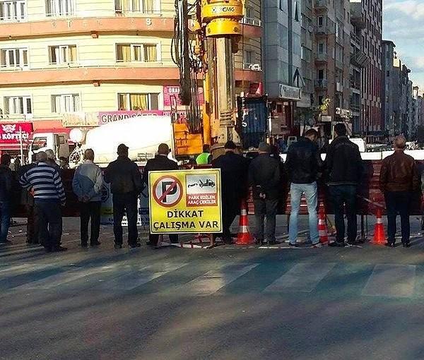 İş makinesi izlemek Türk insanı için ata sporu 7