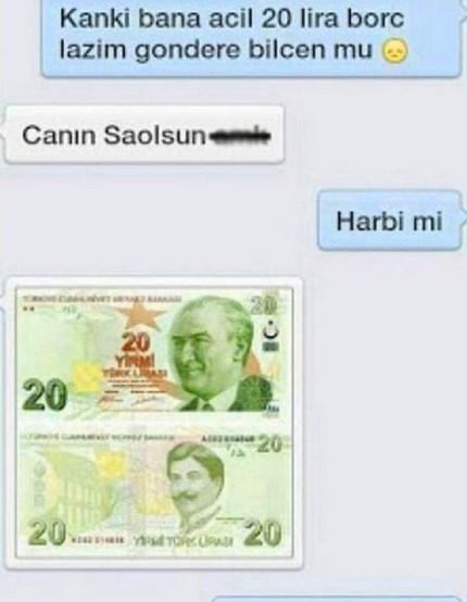 Komik WhatsApp mesajları 28