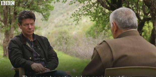 BBC KANDİL'E GİRDİ ! İŞTE KANDİL 2