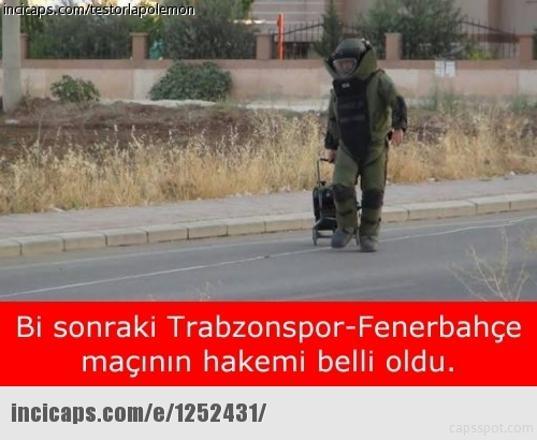 TRABZONSPOR CAPSLERİ 12