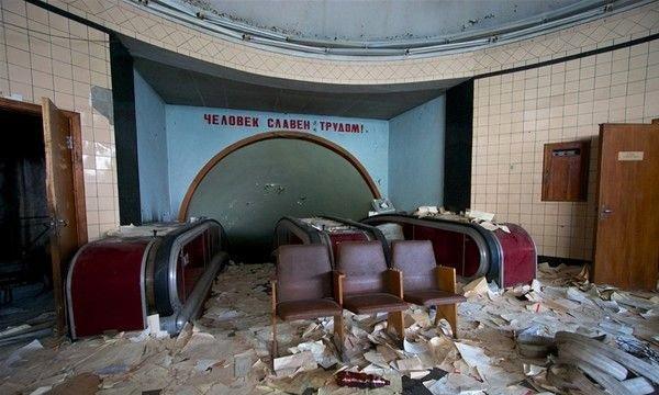 MOSKOVA'DA YERALTI KENTİ GERÇEKTEN VAR MI? 15