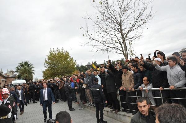 Binlerce Gebzeli, şehit Uzman Çavuş Polat Ali Özbek'i son yolculuğuna uğ 10