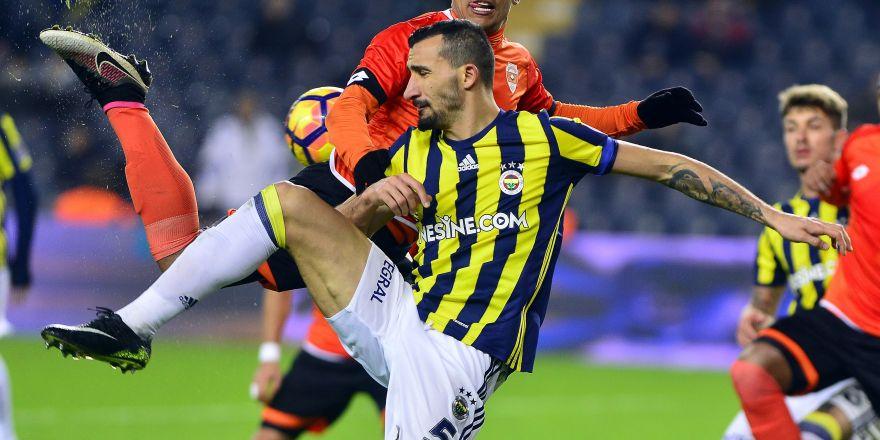 Fenerbahçe - Adanaspor Maçtan kareler
