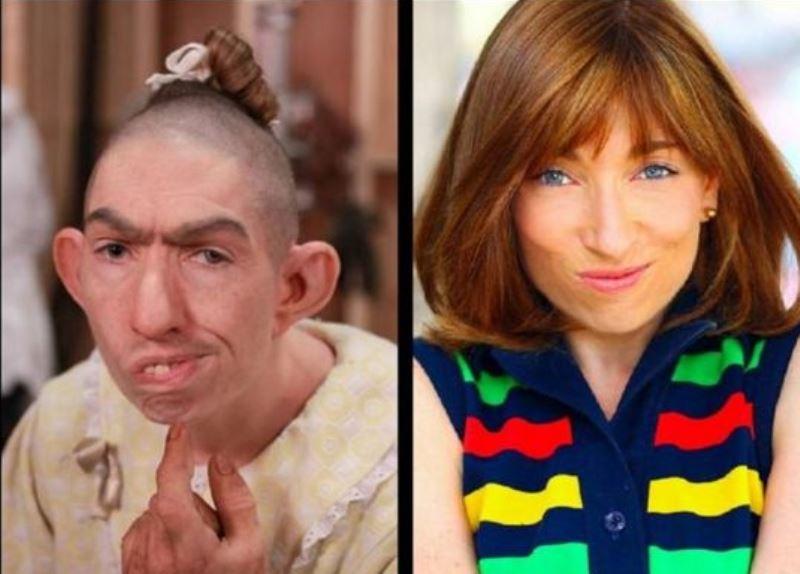 Kadınların makyaj öncesi ve sonrası halleri... 20