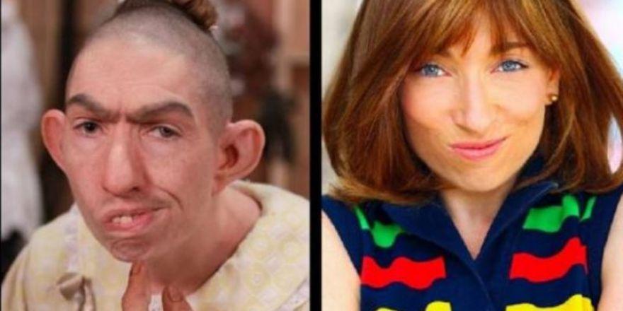 Kadınların makyaj öncesi ve sonrası halleri...
