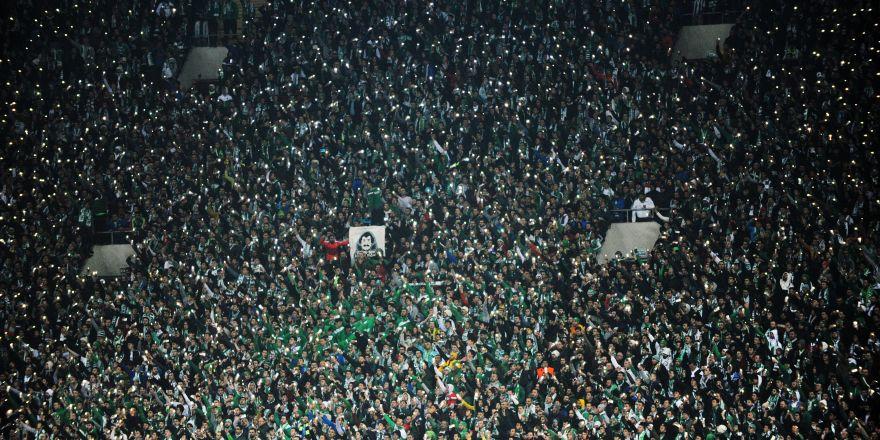 Fenerbahçe Bursaspor Maçından Kareler