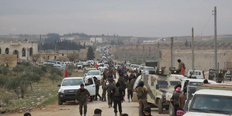 Özgür Suriye Ordusu'nun El Bab'ta ilerleyişi sürüyor