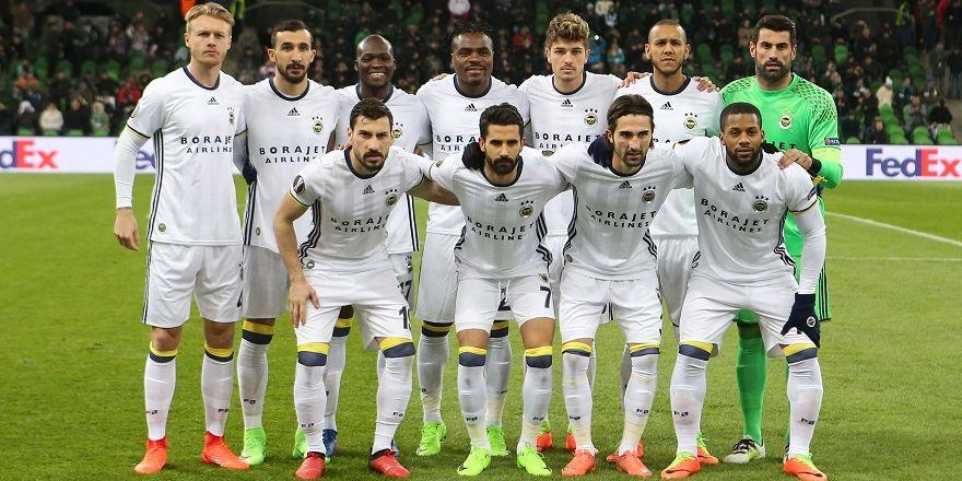 UEFA Avrupa Ligi Fenerbahçe - Krasnodar