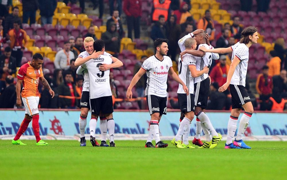 Beşiktaş yine 1-0 kazandı 2