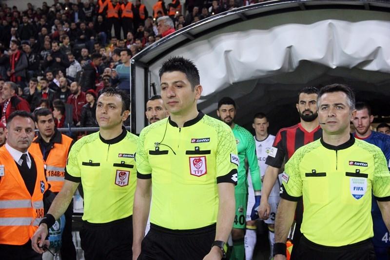 Gaziantepspor: 1 - Fenerbahçe: 1 2
