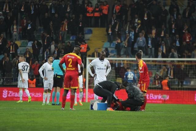 Ziraat Türkiye Kupası-Kayserispor-Fenerbahçe 14