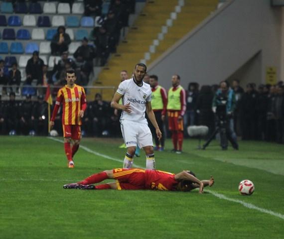 Ziraat Türkiye Kupası-Kayserispor-Fenerbahçe 2
