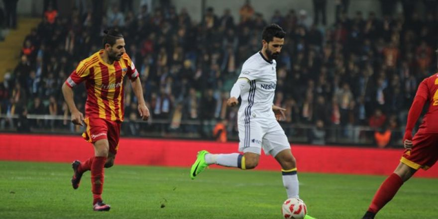 Ziraat Türkiye Kupası-Kayserispor-Fenerbahçe