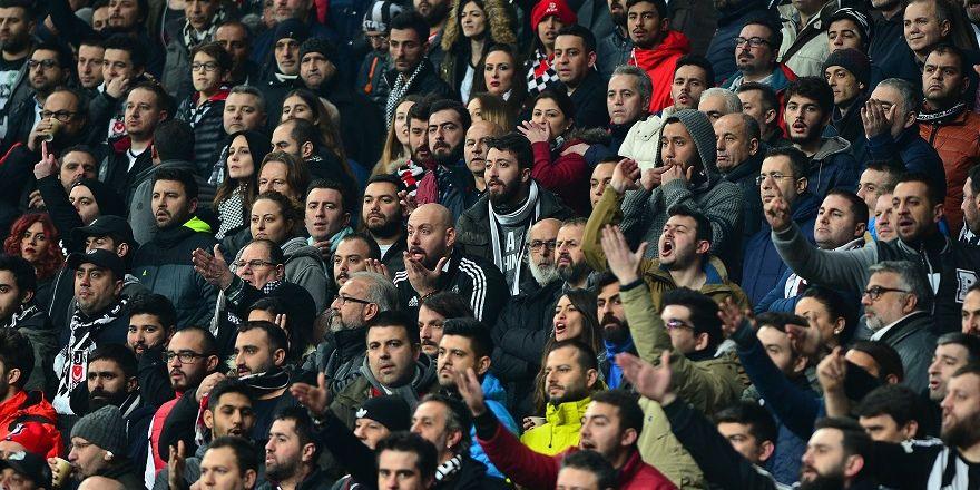 Beşiktaş,Olympiakos Maçından Kareler
