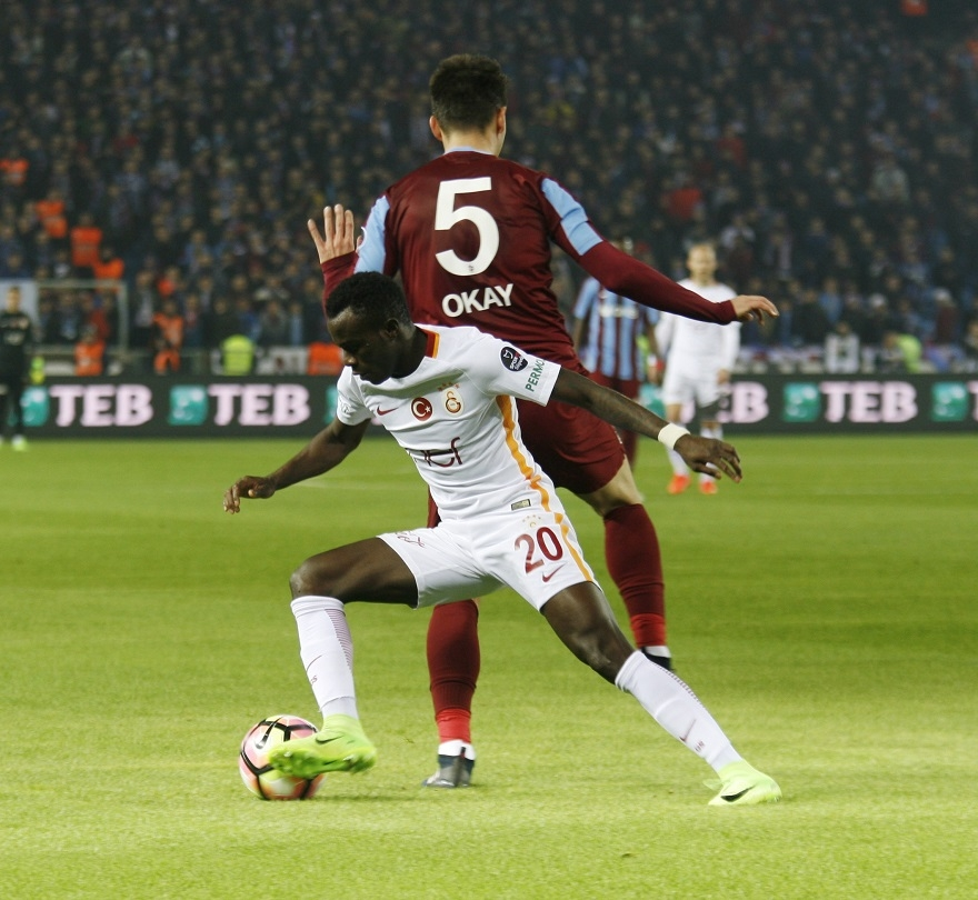 Trabzonspor, Galatasaray Derbisinden Kareler 1