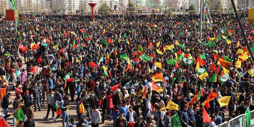 Diyarbakır'da Nevruz 2017