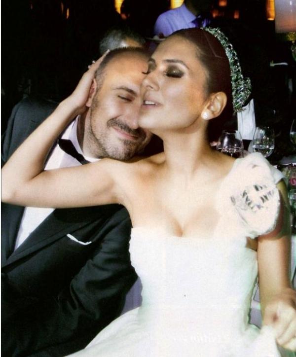 Ünlü isimlerin düğün fotoğrafları 2