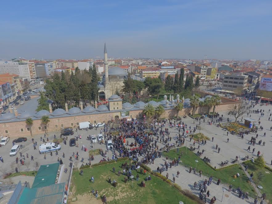 Çoban Mustafa Paşa türbesi başında anıldı 1