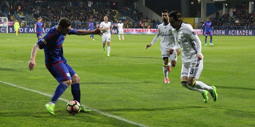 Fenerbahçe - Kardemir Karabükspor Maçtan kareler