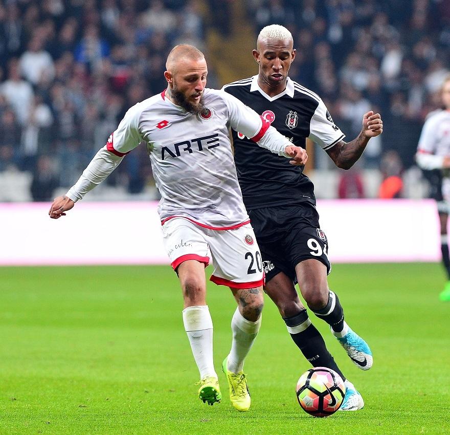 Beşiktaş,Gençlerbirliği Maçtan Kareler 1