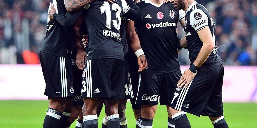 Beşiktaş,Gençlerbirliği Maçtan Kareler