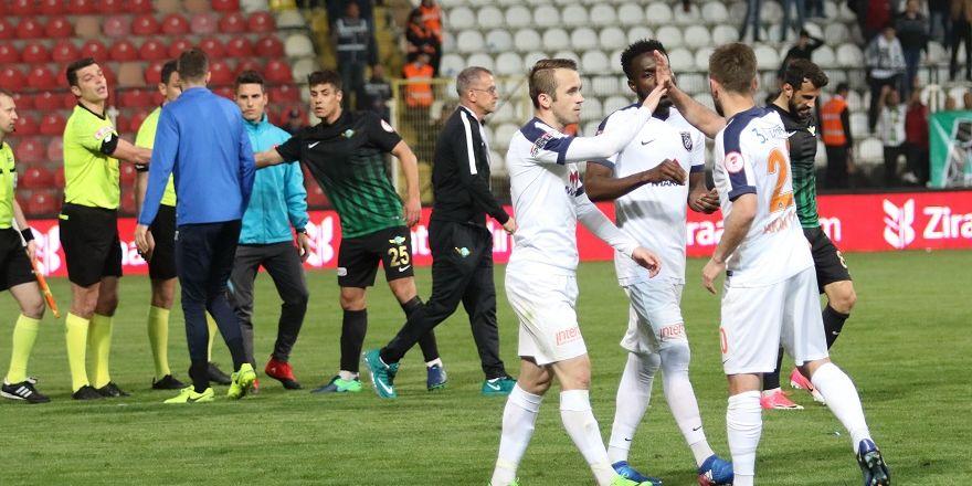 Ziraat Türkiye Kupası Maçından Kareler