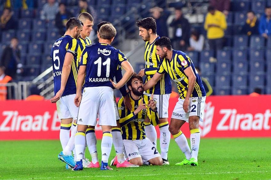 Ziraat Türkiye Kupası Fenerbahçe, Kayserispor 31