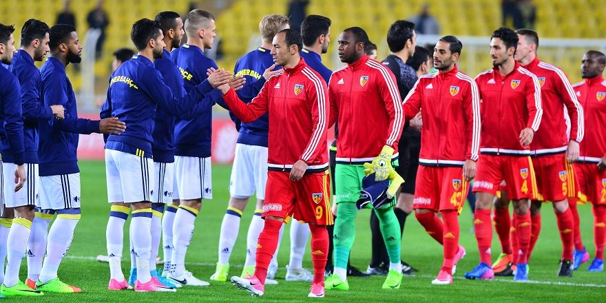 Ziraat Türkiye Kupası Fenerbahçe, Kayserispor