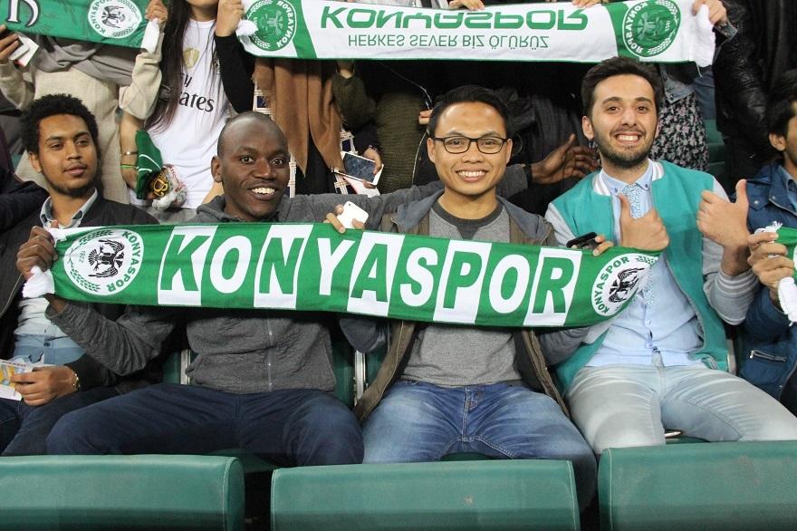 Konyaspor, Sivasspor Maçtan Kareler 1