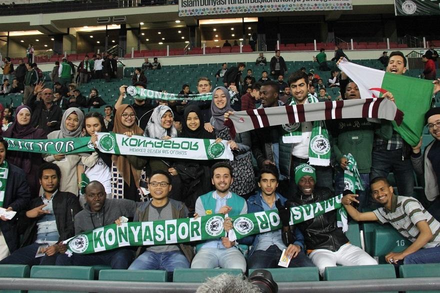 Konyaspor, Sivasspor Maçtan Kareler 2