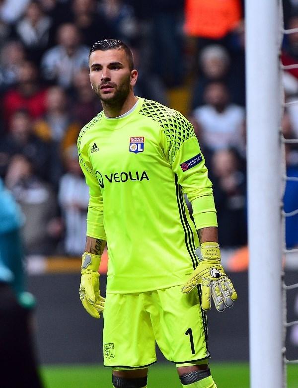 Beşiktaş-Lyon Rövanş Maçından Kareler 2