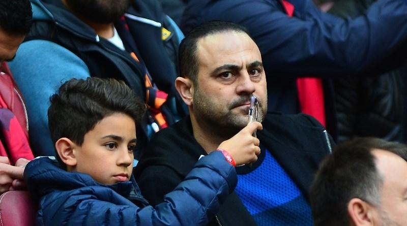 Fenerbahçe-Galatasaray Maçtan Kareler 1