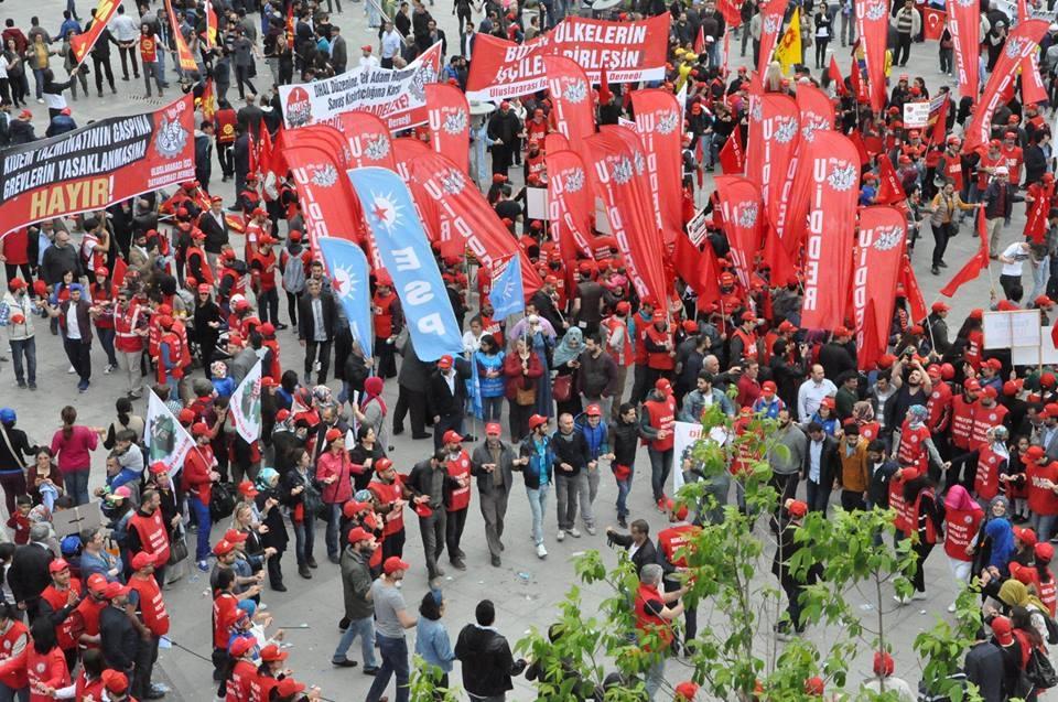 1 Mayıs, Gebze'de coşkuyla kutlandı 24