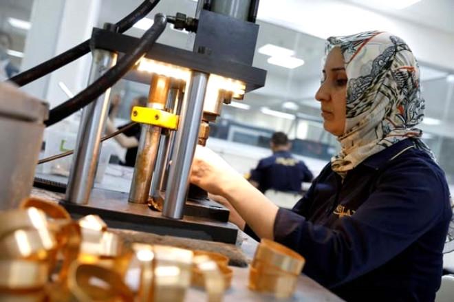 Çorum'daki altın üretim tesisinin fotoğrafları ! 20
