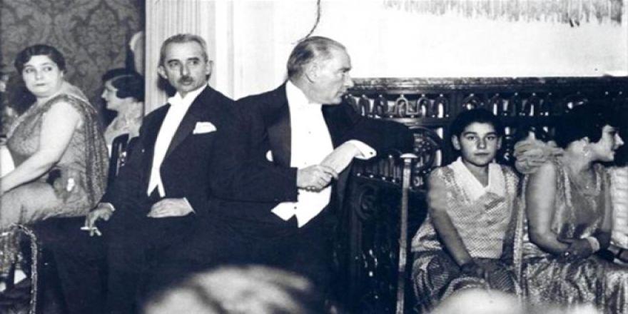 Atatürk'ün  en özel kareleri..