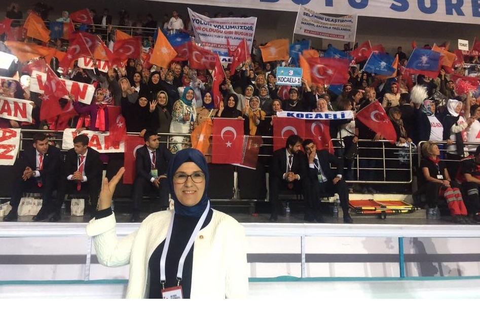 AK Parti 3. Olağanüstü Genel Kurulu'ndan kareler 10