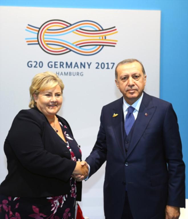 G-20 zirvesi'nde kadınların şıklık yarışı 2