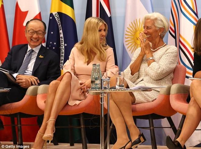 G-20 zirvesi'nde kadınların şıklık yarışı 33