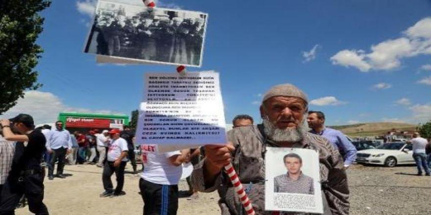 'Adalet' Yürüyüşü ve  Maltepe mitingi