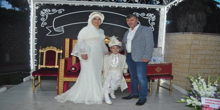 Böyle olur Turhan'ların düğünü