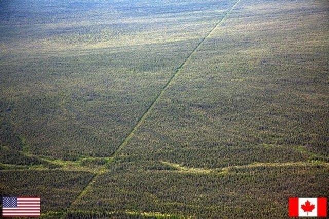 Dünyanın en ilginç ülke sınırları 1