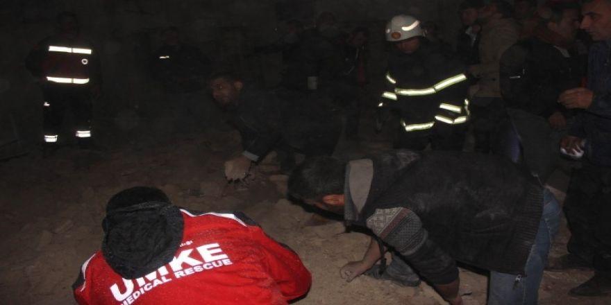 Kilis merkezine roket düştü! Çok sayıda yaralı var