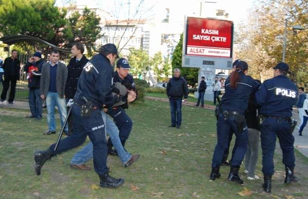 Füze Kalkanı Protestosu galerisi resim 3