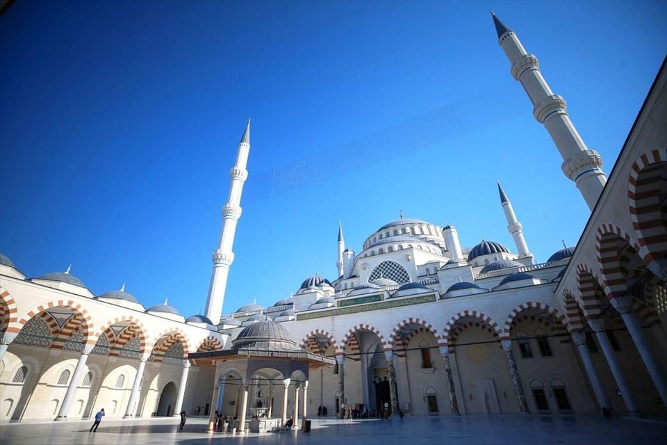 Büyük Çamlıca Camii hakkında bilmeniz gerekenler 1