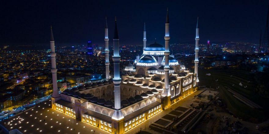 Büyük Çamlıca Camii hakkında bilmeniz gerekenler