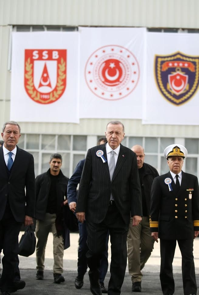 Türkiye'nin yeni denizaltısı hazır ! 1