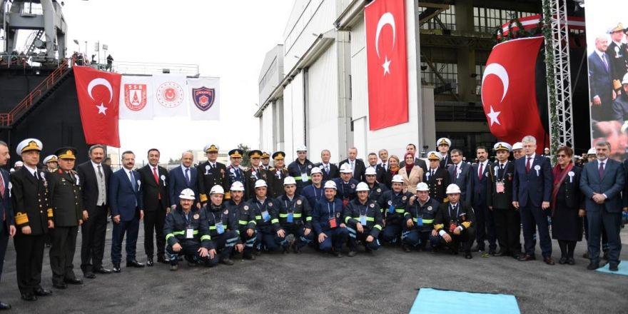 Türkiye'nin yeni denizaltısı hazır !