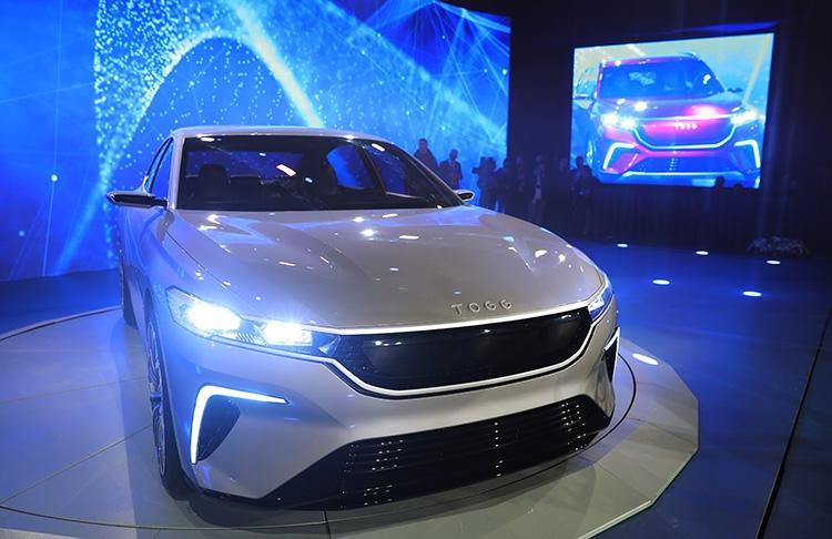 Yerli otomobil Gebze'de tanıtıldı 1