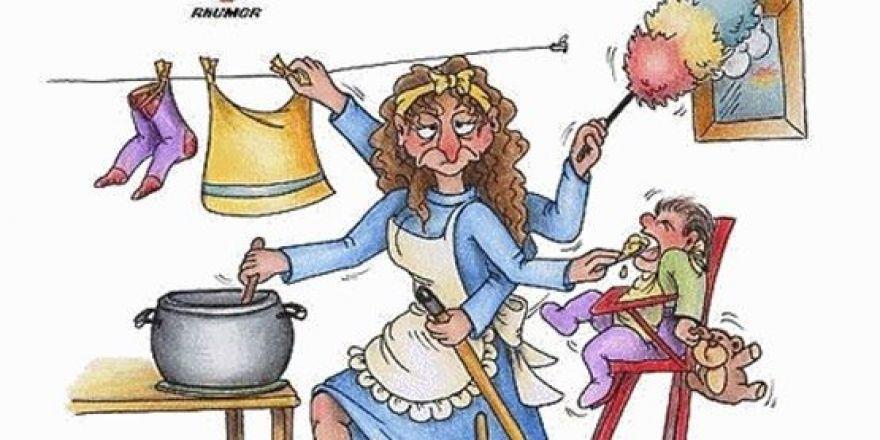 8 Mart Dünya Kadınlar Günü Karikatürleri