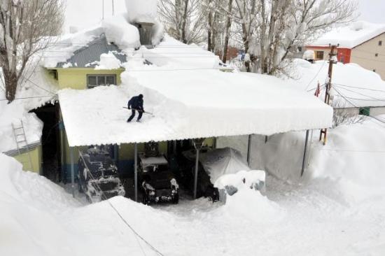 Yurttan kar manzaraları 13